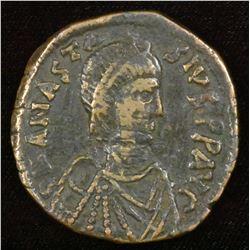 Anastasius I. 491-518 AD.