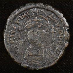 Justinian I. 527-565 AD.