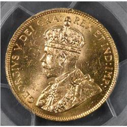 Canada $10 Gold, 1914
