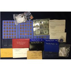 USA - Lot of Mint & Proof Sets