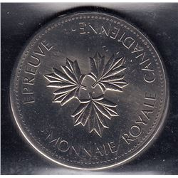 1983 Five Cents Test Token