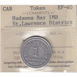 HUDSON'S BAY COMPANY -  St. Lawrence District.