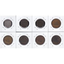 New Brunswick Pre-Confederation Tokens