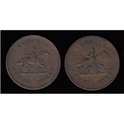 Wellington Tokens