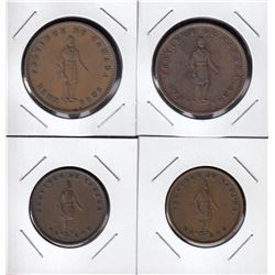 Province of Canada Tokens