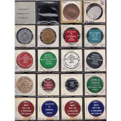 Numismatist Cards