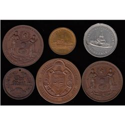 Canadian Medal - Leroux