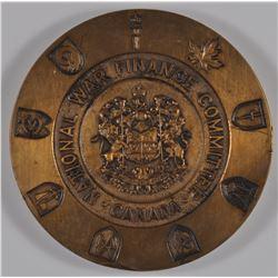 War Finance Committee Medal