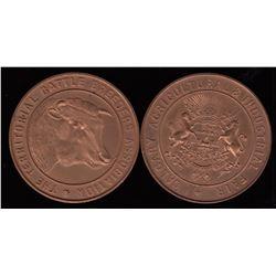 Alberta Medals