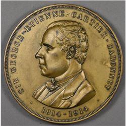 George Etienne Cartier Medal