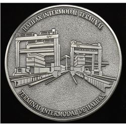Canadian National Railway Medal