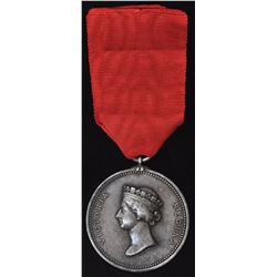 Indian Chief Medal