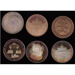 World Medals - Italy, Vatican