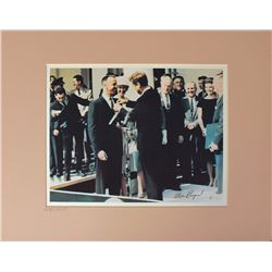 MR-3: Alan Shepard Signed Photograph