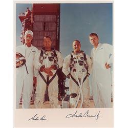 Gemini 5 Signed Photograph