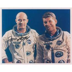 Gemini 6 Signed Photograph