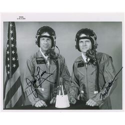 Gemini 7 Signed Photograph