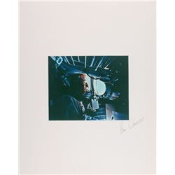 Gemini 9 Signed Photograph