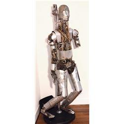 NASA 1965 Space Suit Test Robot