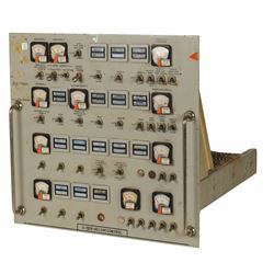 Saturn Helium Control Panel