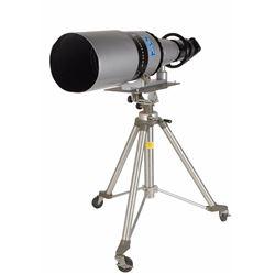 Omnitar 1000mm Apollo-Era Launch Camera Lens