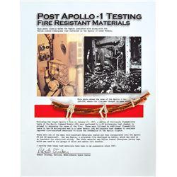 Apollo 1 Test Material