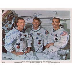 Apollo 7 Signed Photograph