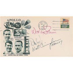Apollo 7 Signed Cover