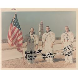 Apollo 9 Signed Photograph
