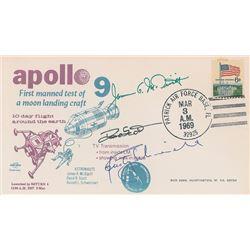 Apollo 9 Signed Cover