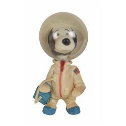 Tom Stafford Signed Snoopy Doll