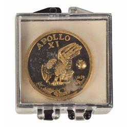 Apollo 11 Pin