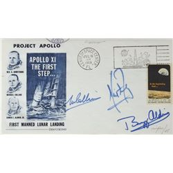 Apollo 11 'Type 2' Signed Insurance Cover