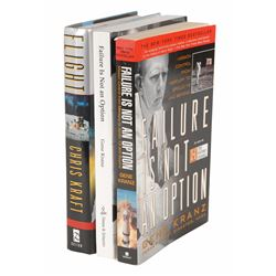Gene Cernan's Collection of (3) Signed Books