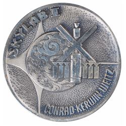 Skylab 1: Dave Scott's Robbins Medal