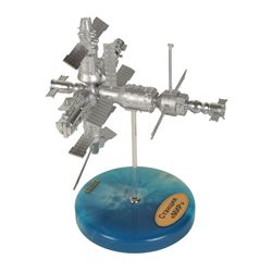 MIR Space Station Model