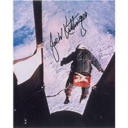 Joe Kittinger Signed Photograph