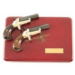 Colt Derringers .22 Short SN: 35874D/35875D