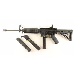 Colt AR-15 9mm Carbine SN: LTA012225
