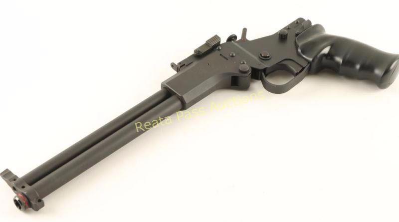 *Springfield M6 Pistol  22 LR/ 45 LC - 410