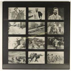 Pancho Villa Mexican Revolution Collage of Photos