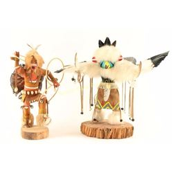 Hoop Dancer & Eagle Kachina