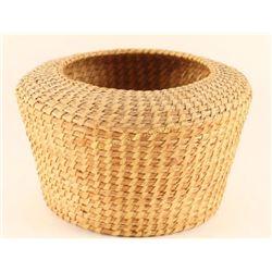 Native Pine Needle Basket