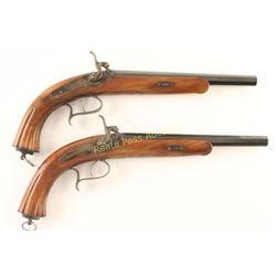 Leopold Gasser's Nachfolger Dueling Pistols