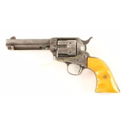 Colt Single Action Army .38 WCF SN: 212421