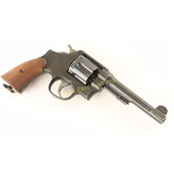 Smith & Wesson 1917 .45 ACP SN: 107556