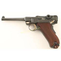 DWM 1906 American Eagle .30 Luger SN: 46038
