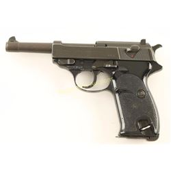Walther P1 9mm SN: 078839