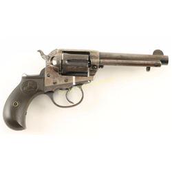 Colt 1877 Lightning .38 cal SN: 142389