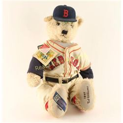 Ted Williams Cooperstown Bear